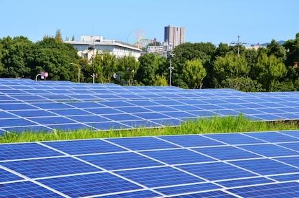 太陽光発電所イメージ画像