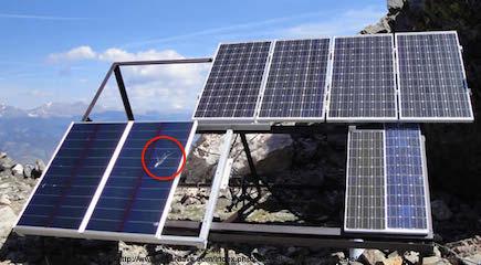 太陽光発電所メンテナンスイメージ画像