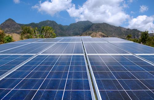 太陽光発電システム卸イメージ画像